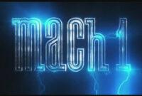Model Ford Mach 1 2022