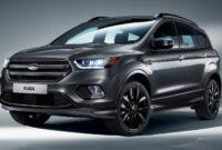 Photos Ford New Kuga 2022