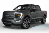 specs ford pickup 2022