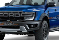 Exterior and Interior Ford Raptor 2022