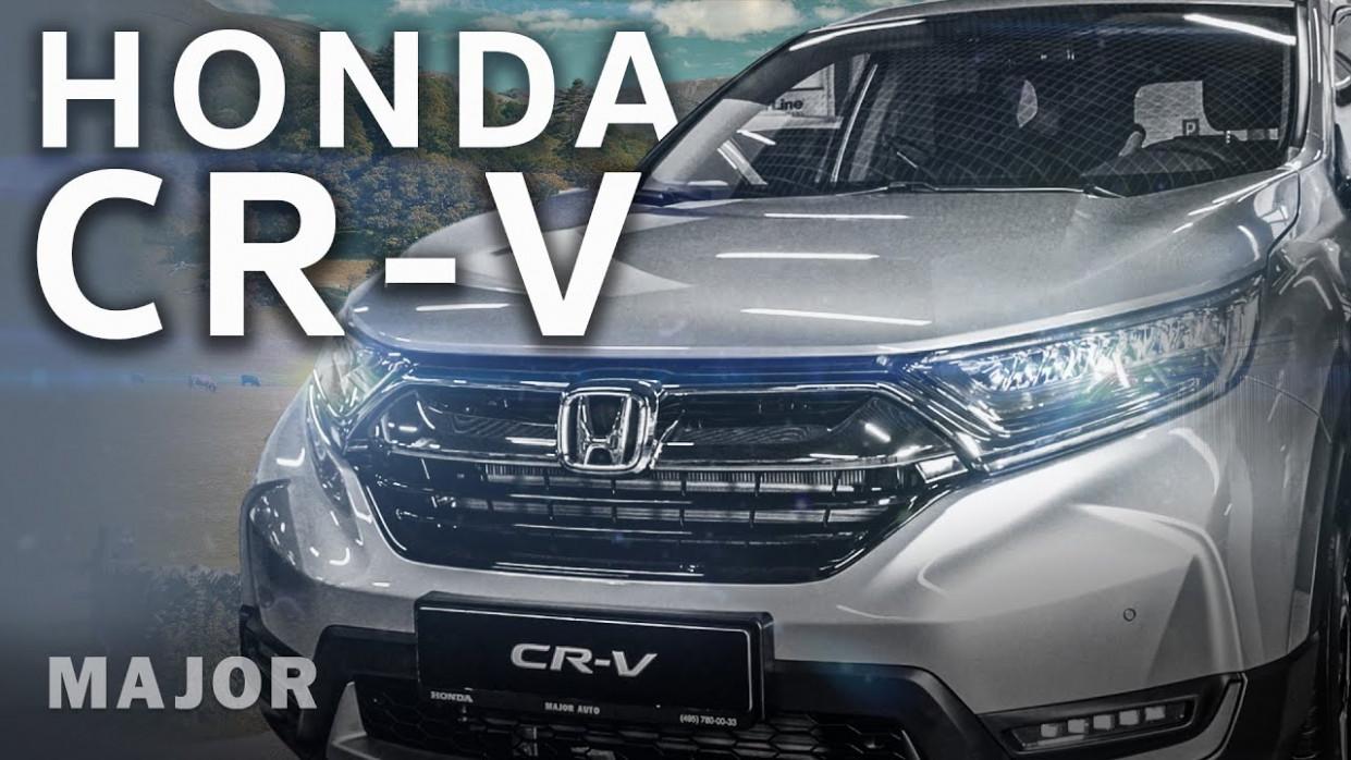 Interior Honda Urv 2022