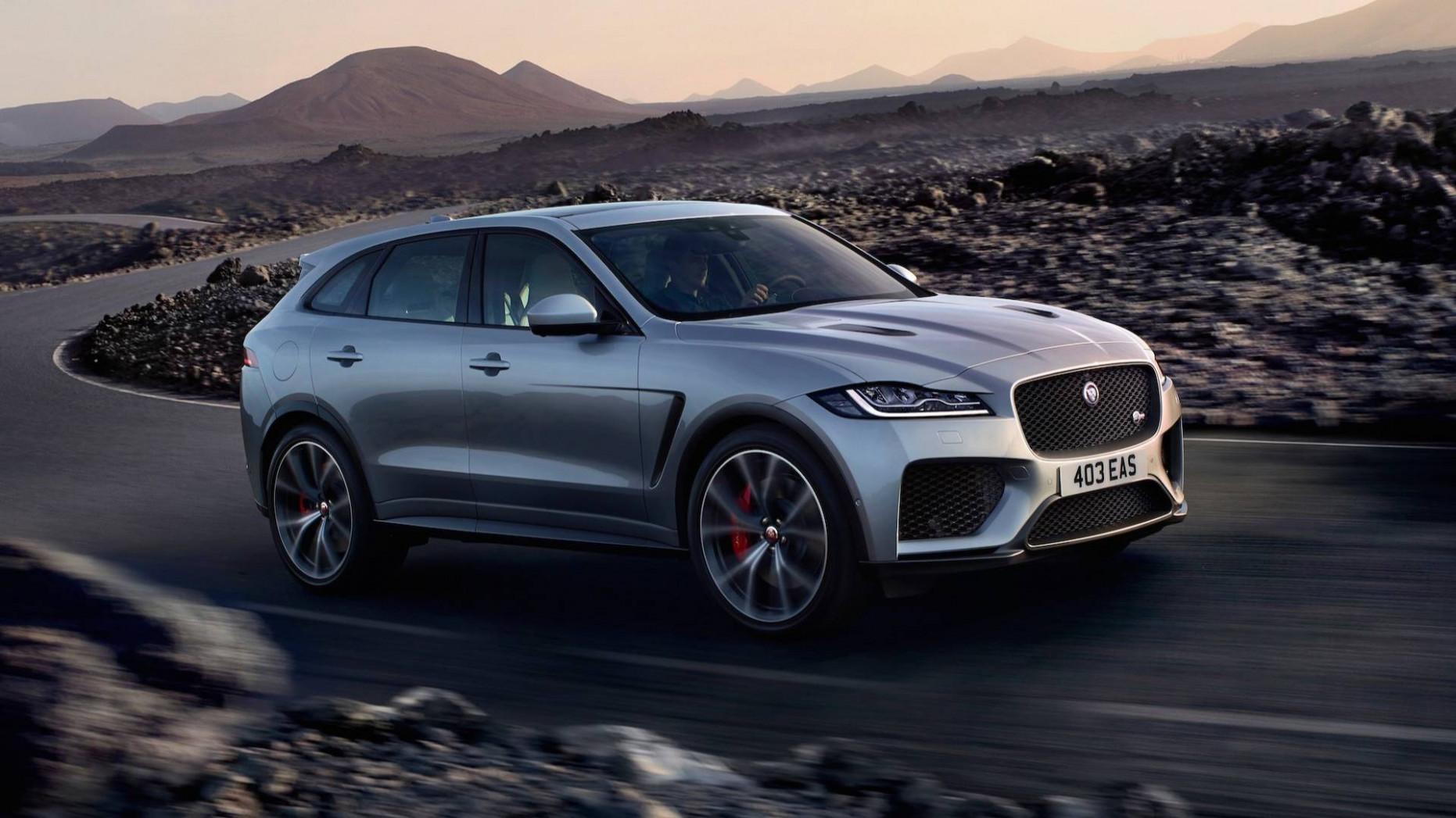 Research New Jaguar F Pace 2022 Model