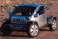 specs jeep jt 2022