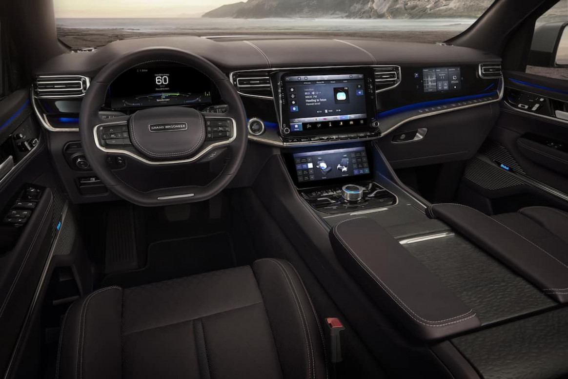 Price and Review Jeep Truck 2022 Interior