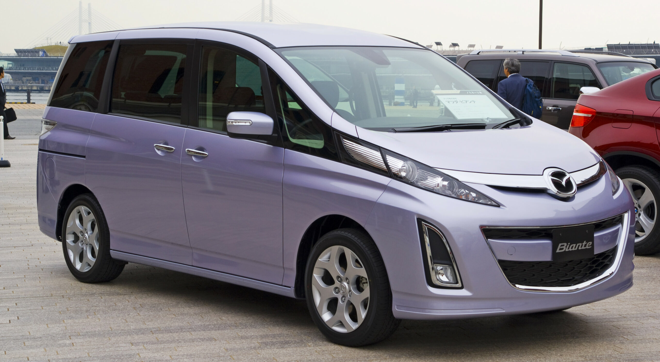 Redesign and Concept Mazda Biante 2022