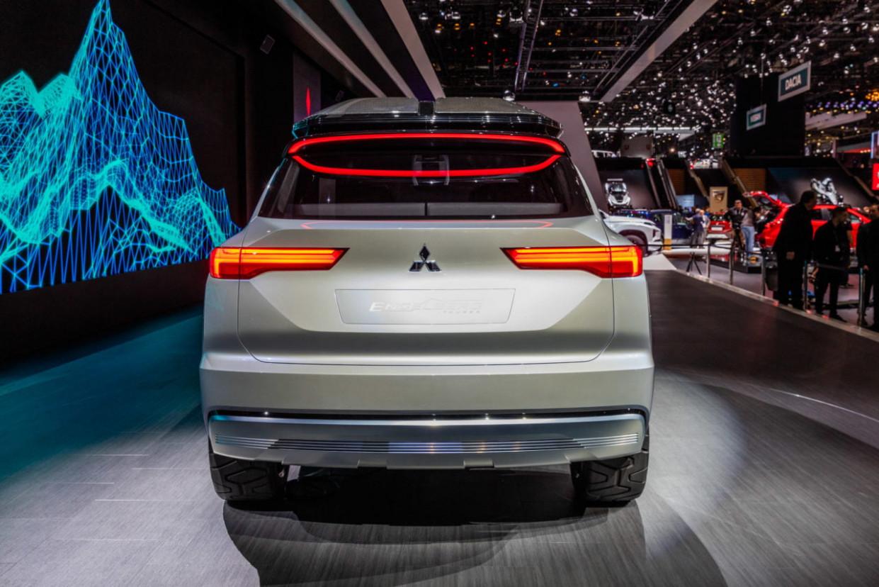 Exterior and Interior Mitsubishi Asx 2022 Release Date