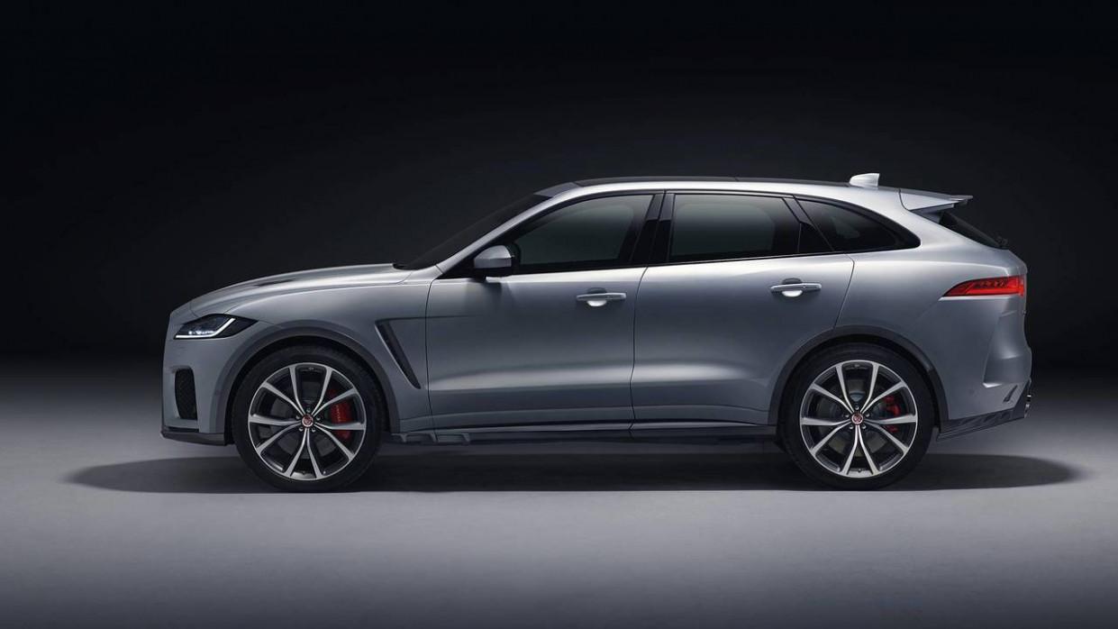 Research New New Jaguar F Pace 2022