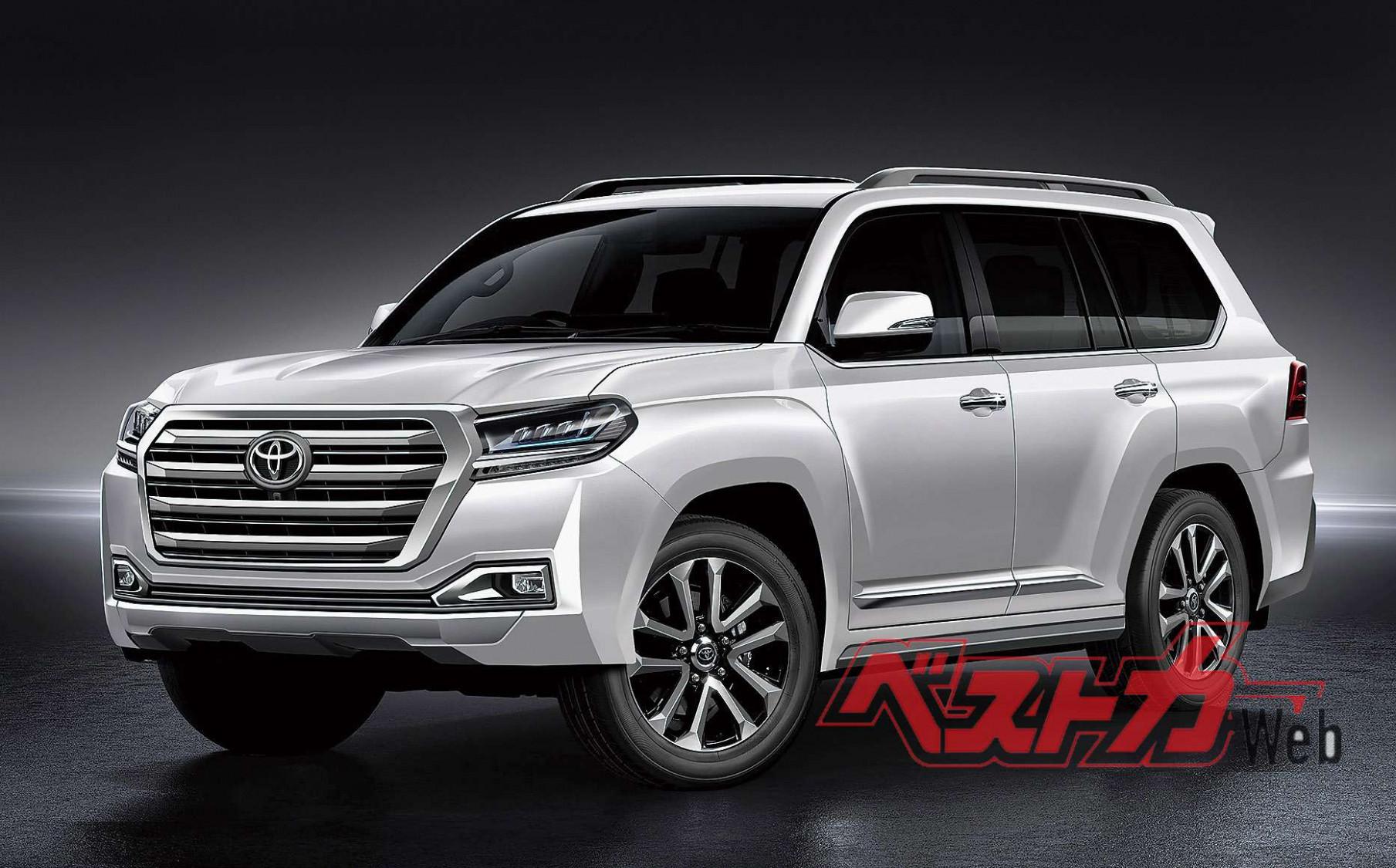 Model Toyota Prado 2022