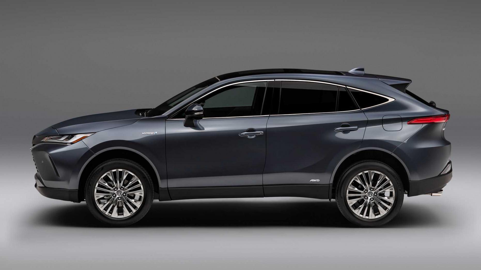 New Concept Toyota Venza 2022