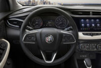 specs when does the 2022 buick encore come out