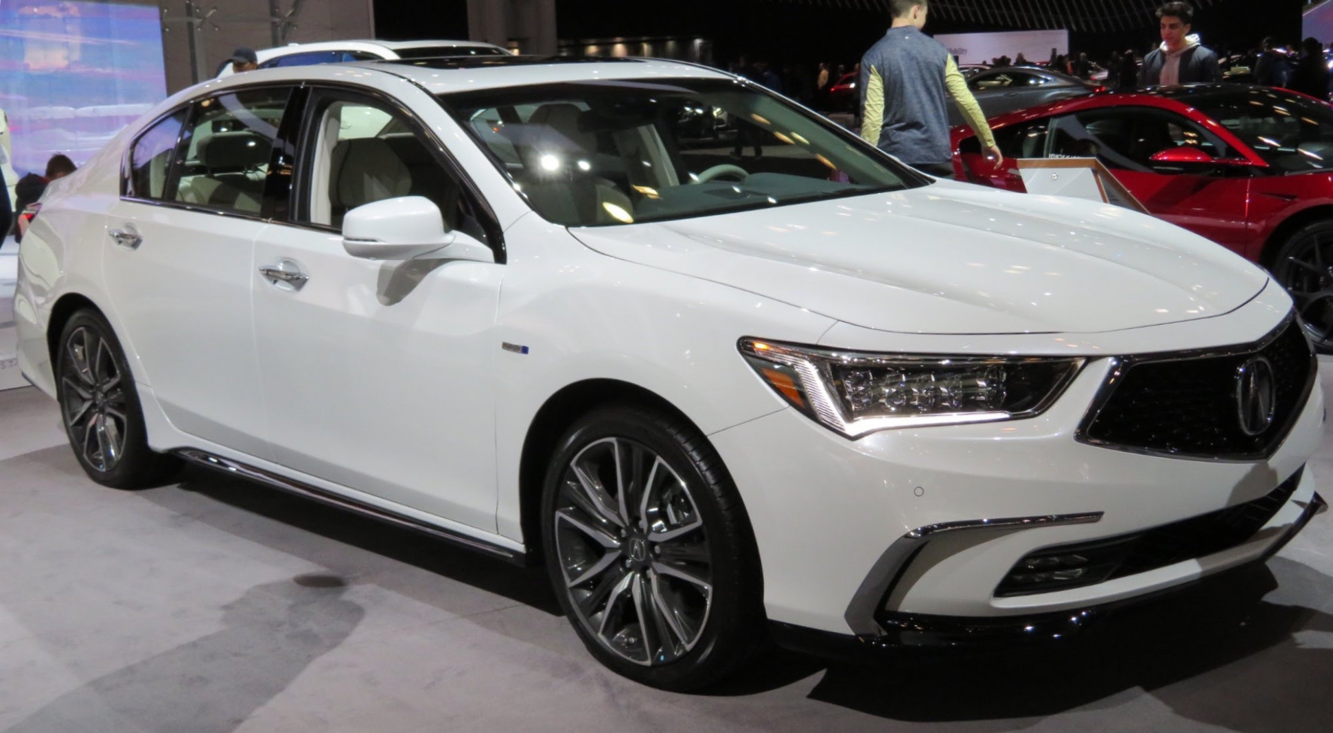Price and Review 2022 Acura RLX