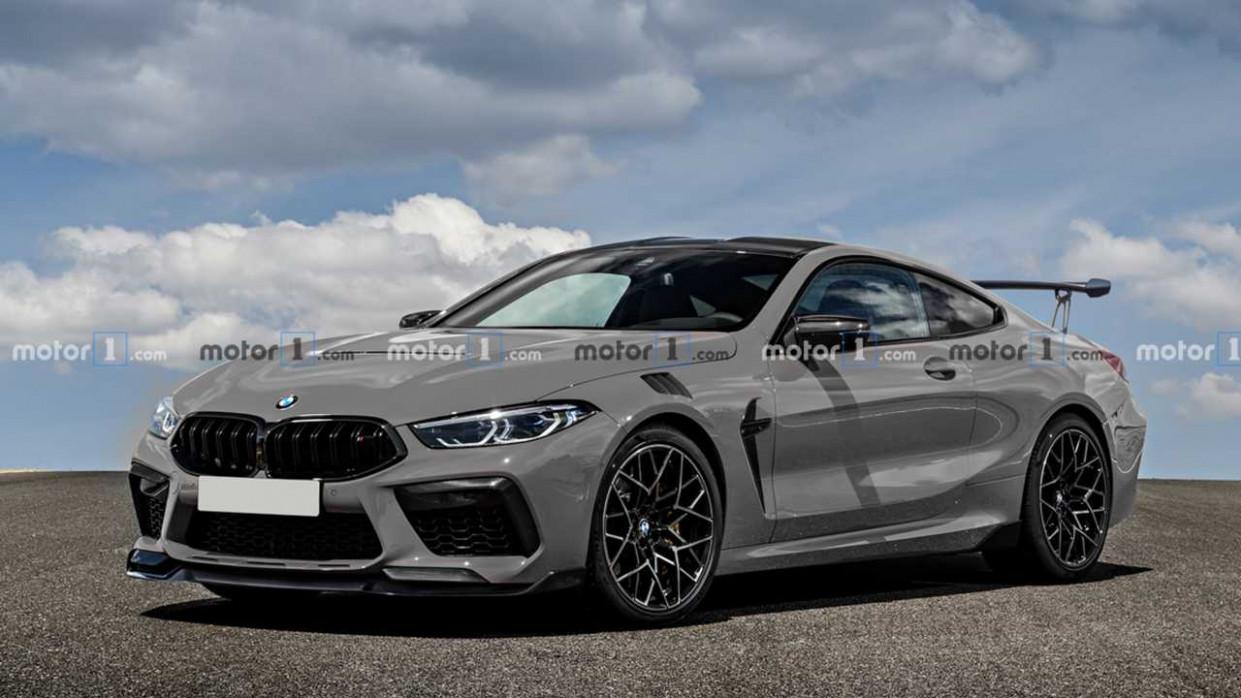 Concept 2022 BMW M8