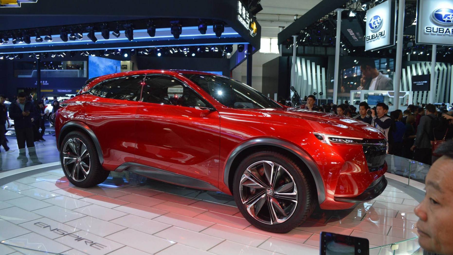 Spesification 2022 Buick Enspire