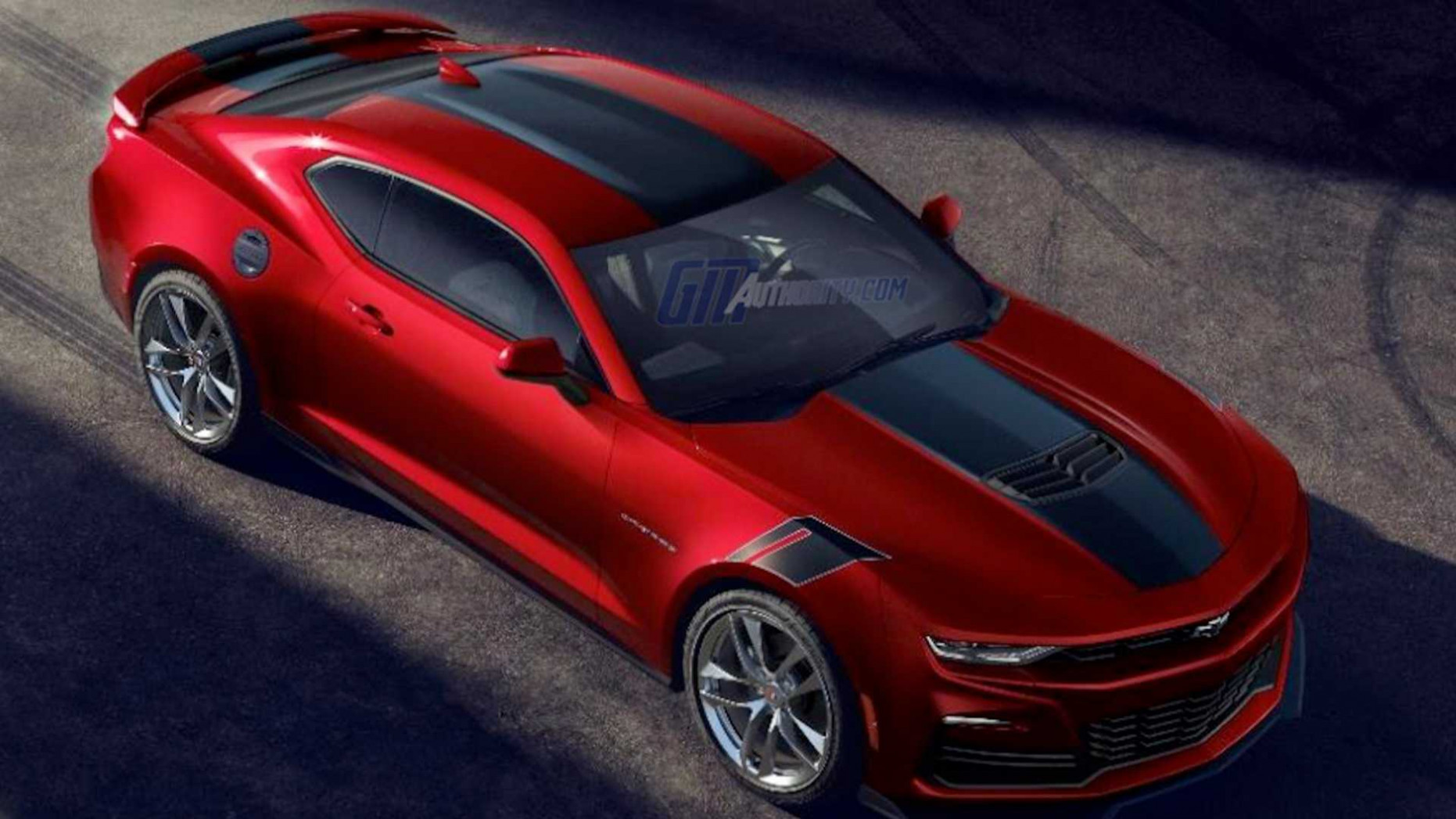 Rumors 2022 Chevy Camaro Competition Arrival