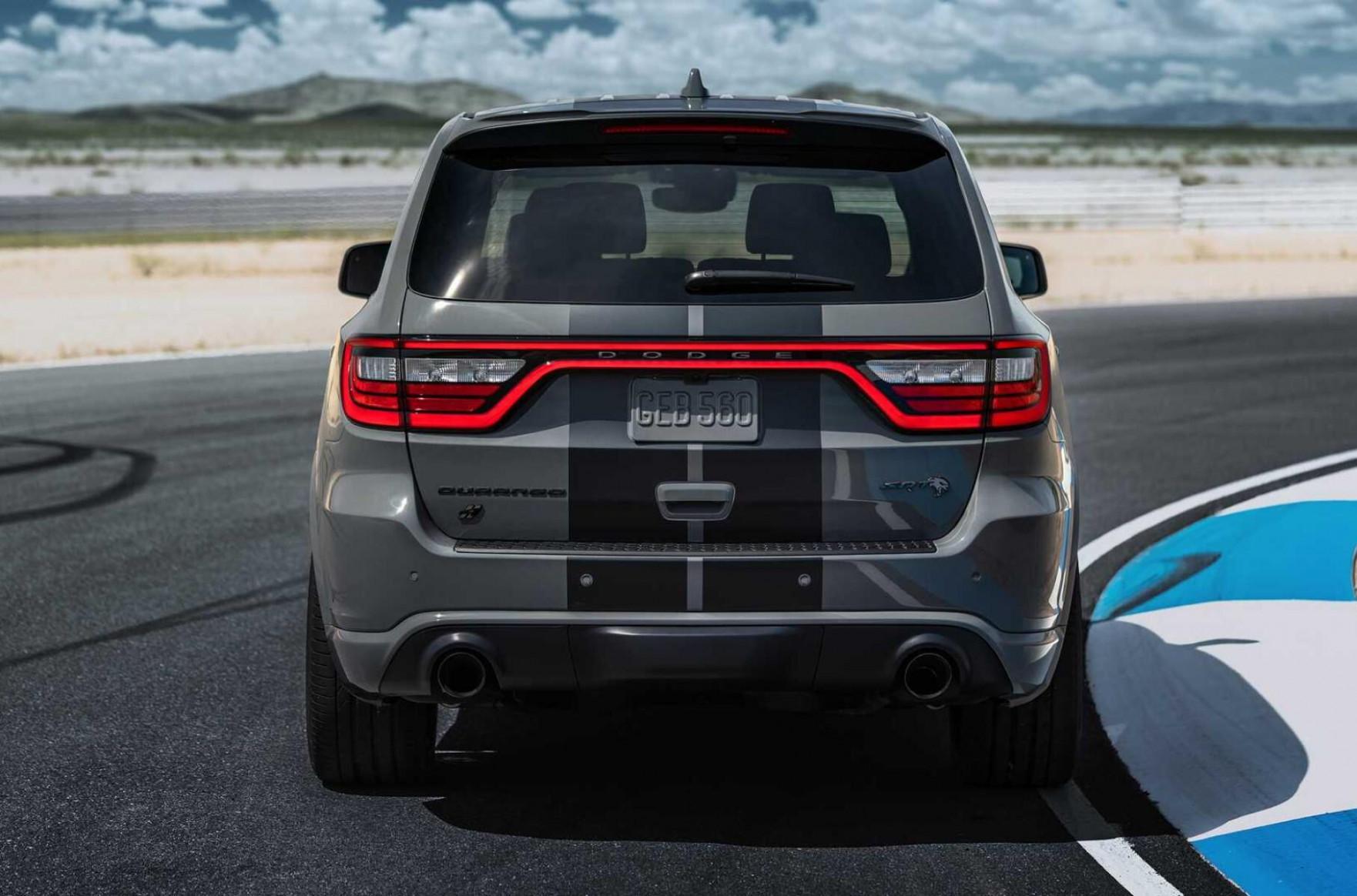 Performance and New Engine 2022 Dodge Durango