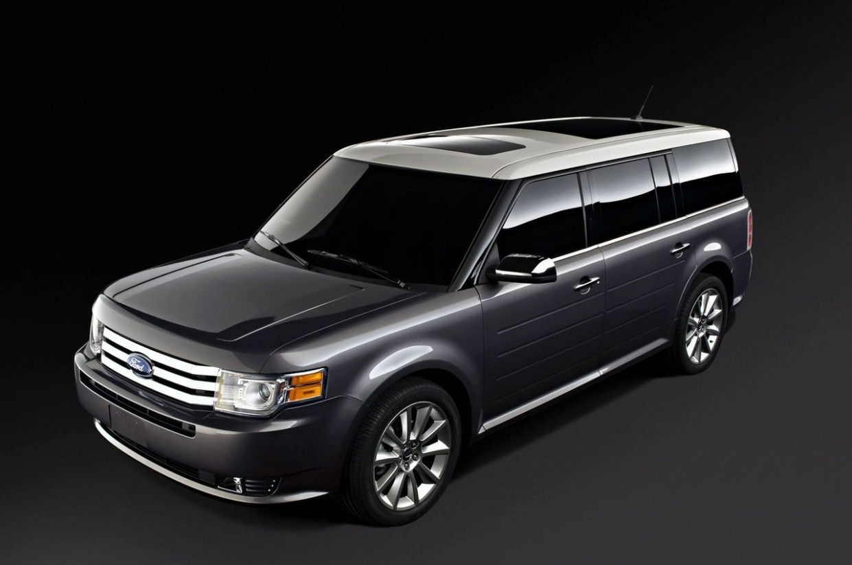 Concept and Review 2022 Ford Flex