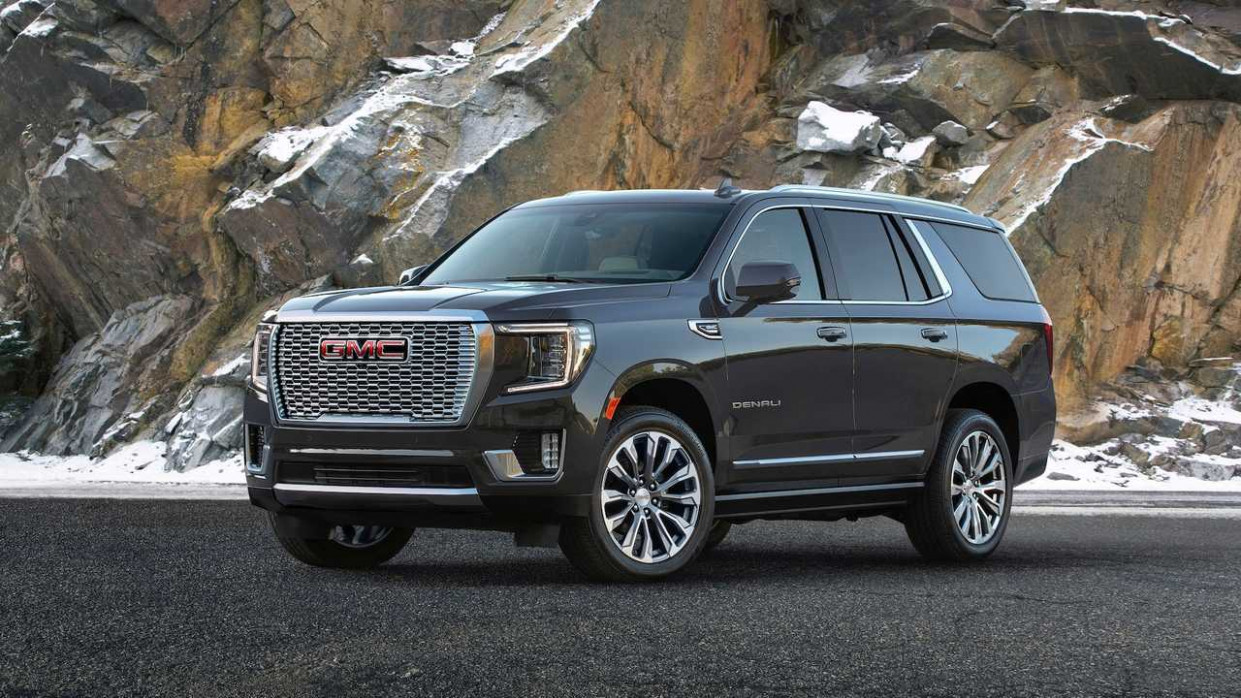 Redesign and Concept 2022 Gmc Yukon Xl Pictures