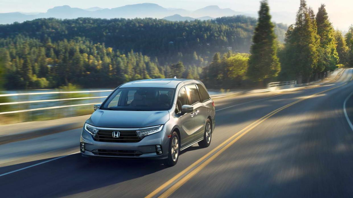 Price, Design and Review 2022 Honda Odyssey