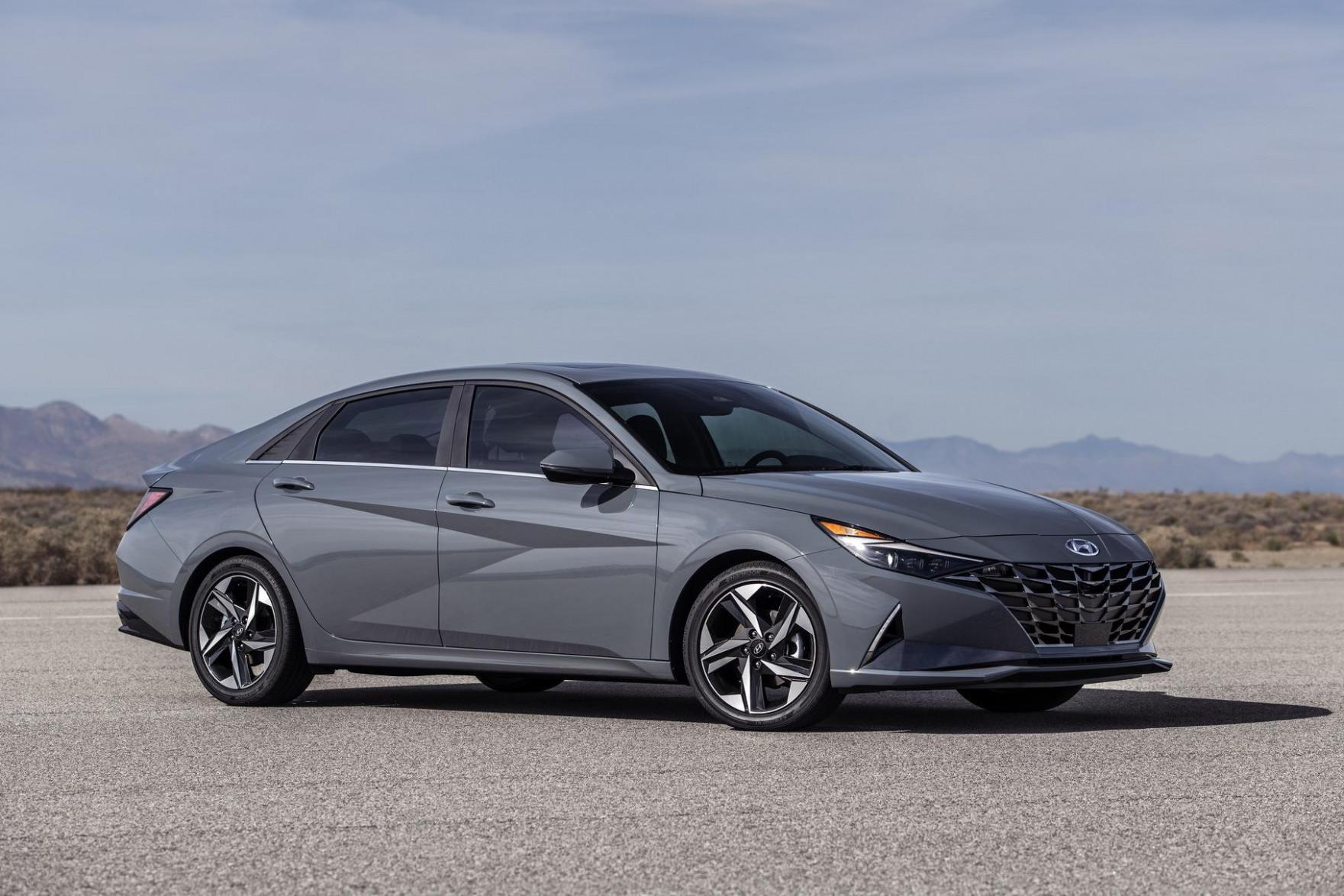 History 2022 Hyundai Elantra Sedan