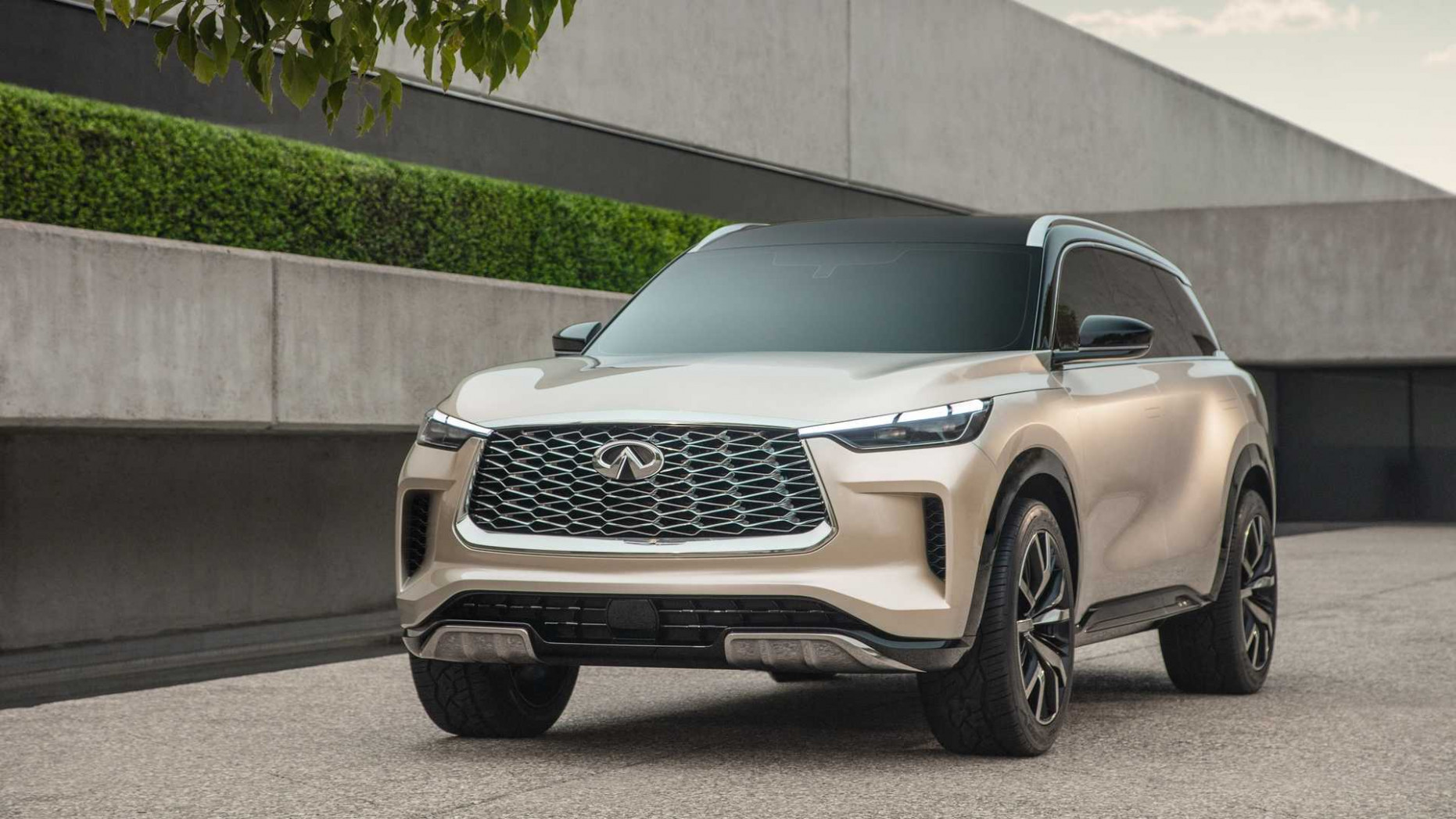 Price and Release date 2022 Infiniti QX80