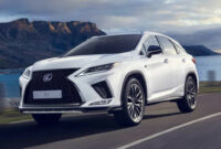speed test 2022 lexus rx 450h
