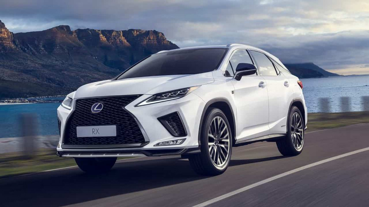 New Model and Performance 2022 Lexus RX 450h