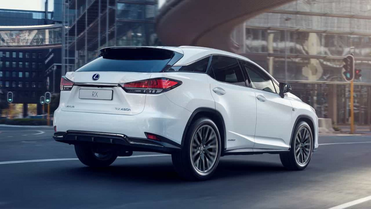 Redesign and Concept 2022 Lexus RX 450h