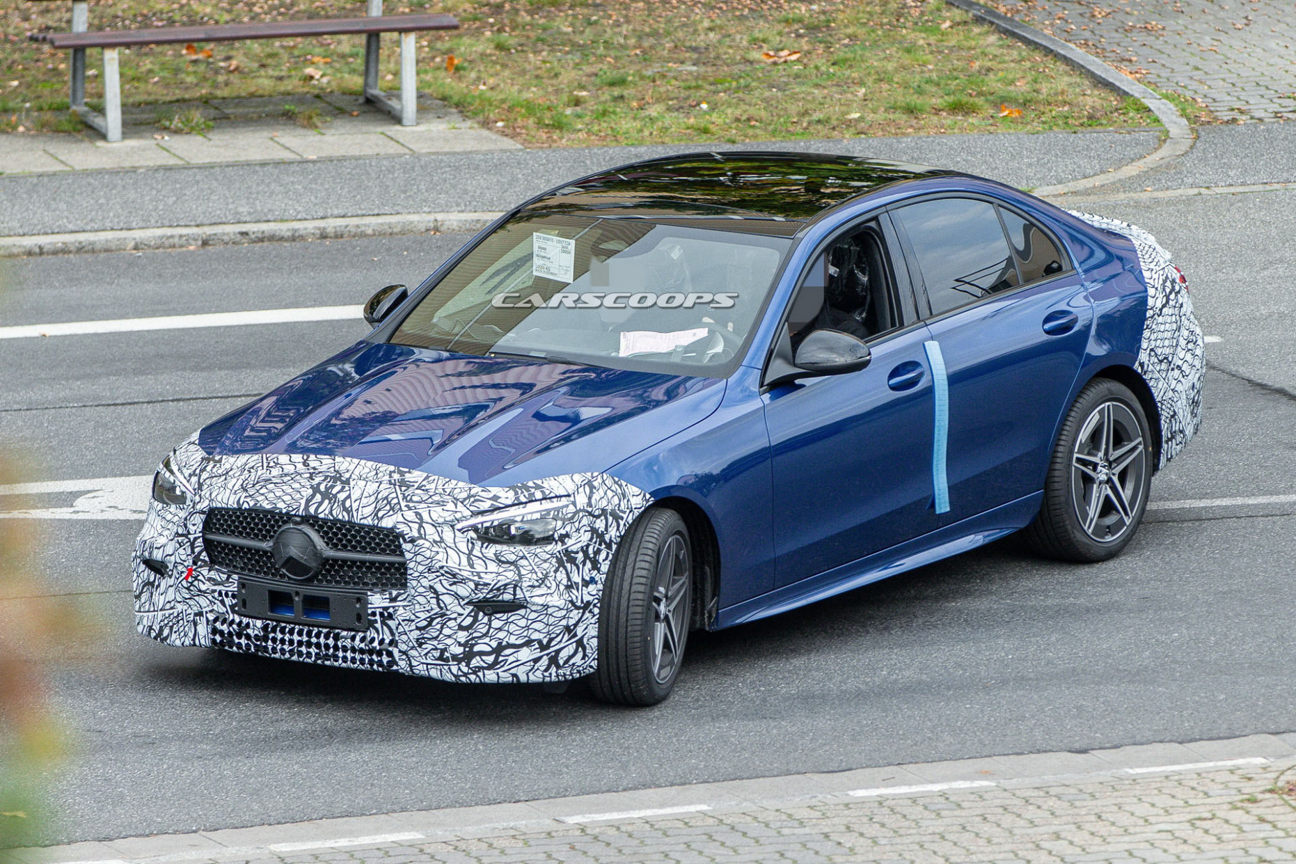 Redesign and Concept 2022 Mercedes C-class