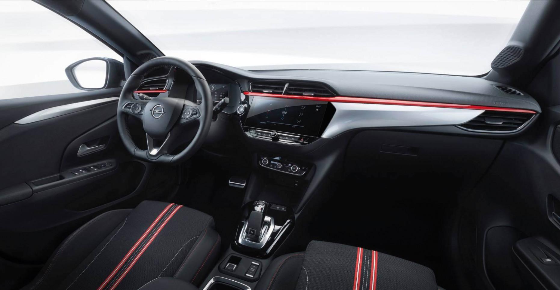Style 2022 Opel Corsa