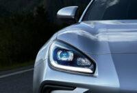 speed test 2022 subaru brz sti turbo
