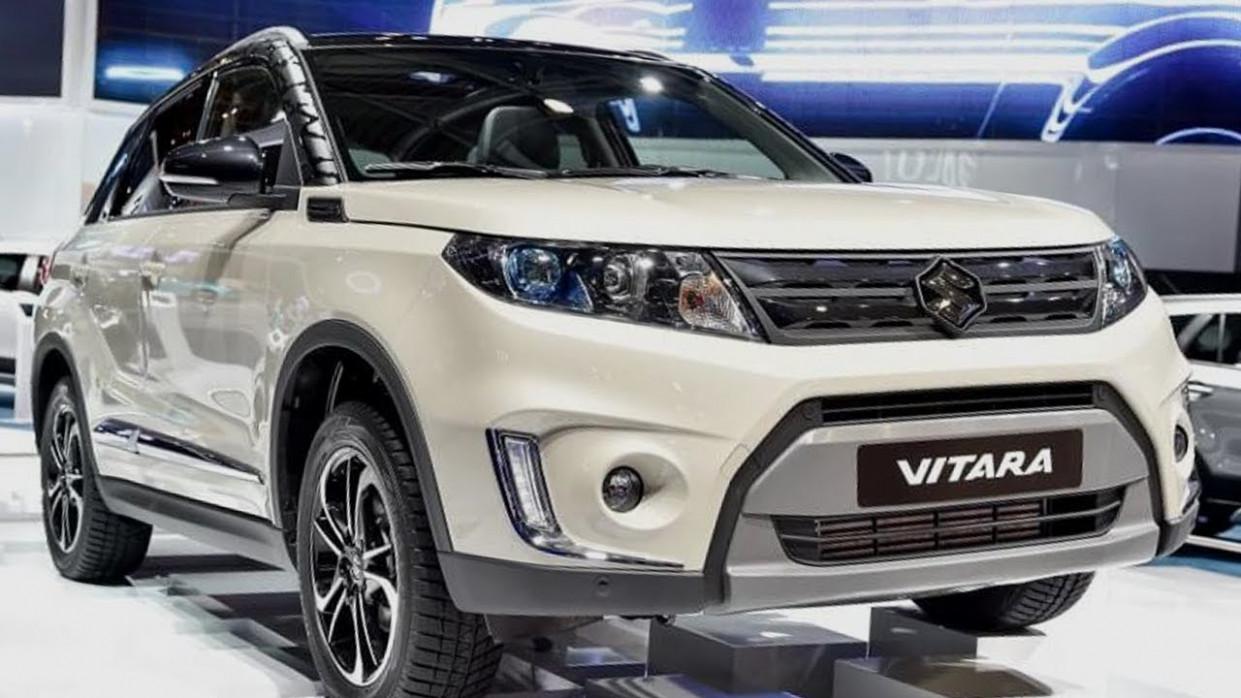 Performance 2022 Suzuki Grand Vitara Preview