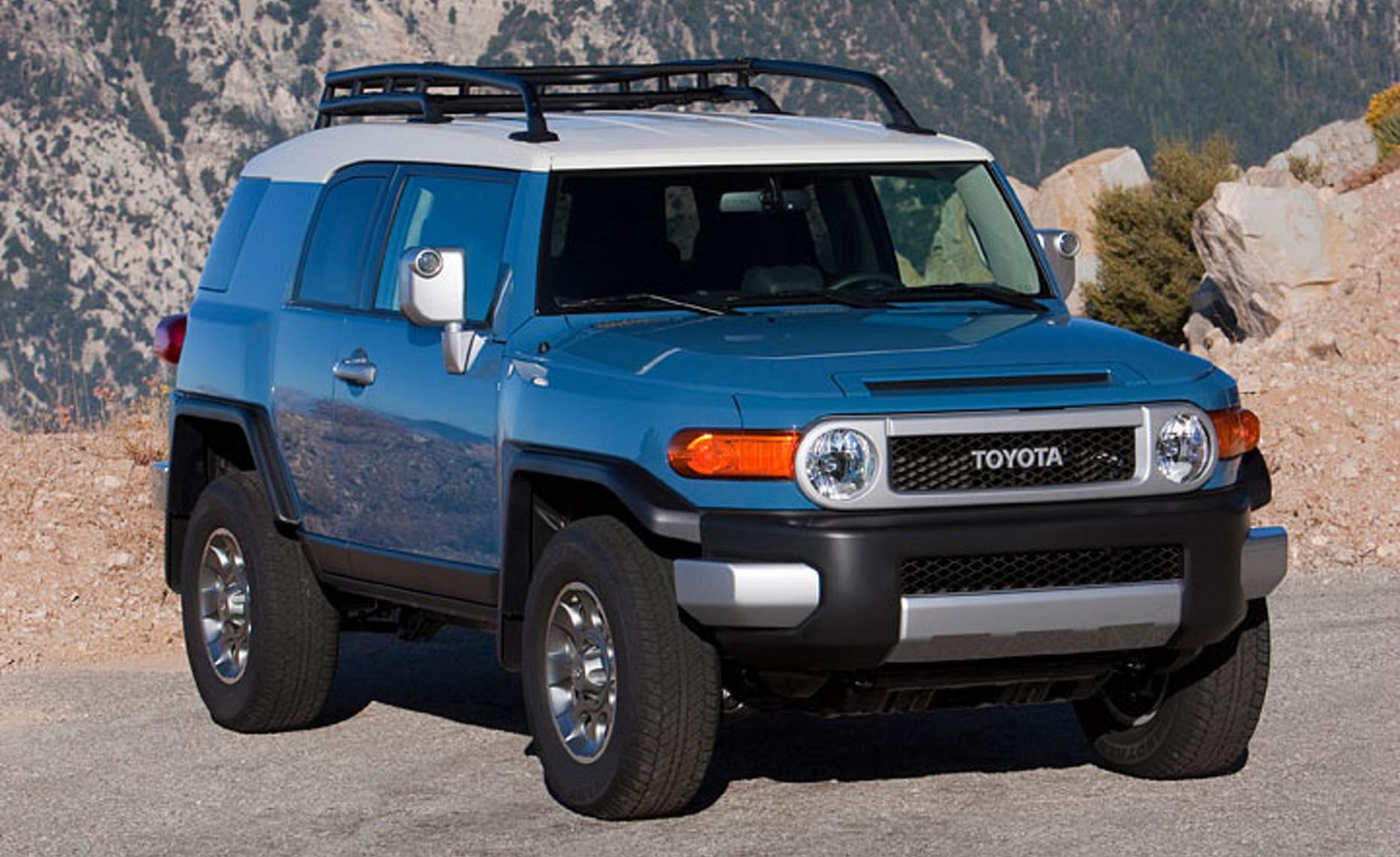 Price 2022 Toyota FJ Cruiser