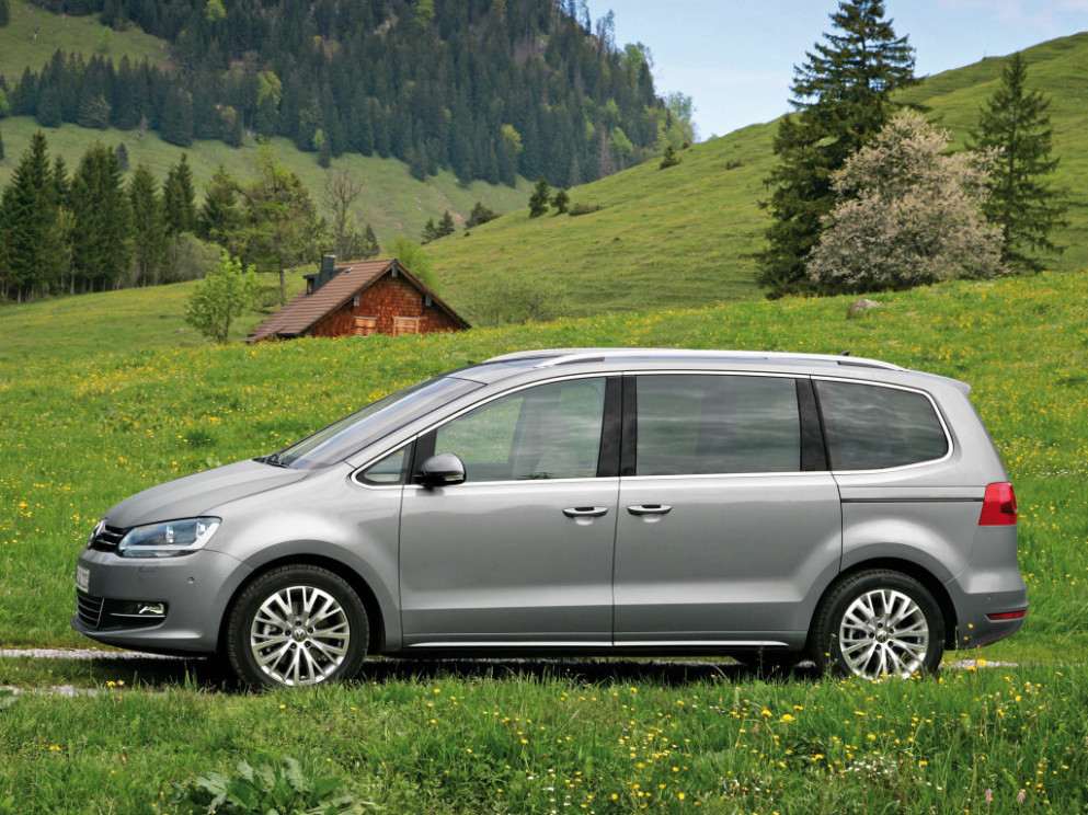 Price, Design and Review 2022 Volkswagen Sharan