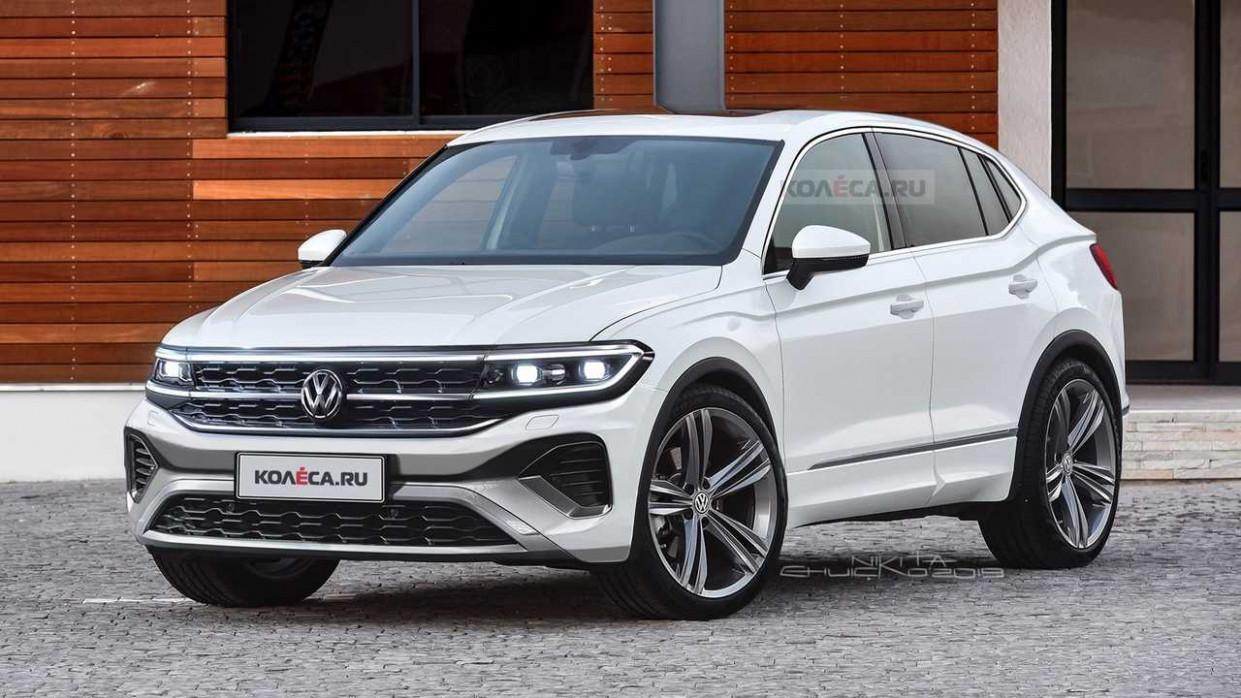 New Concept 2022 VW Tiguan