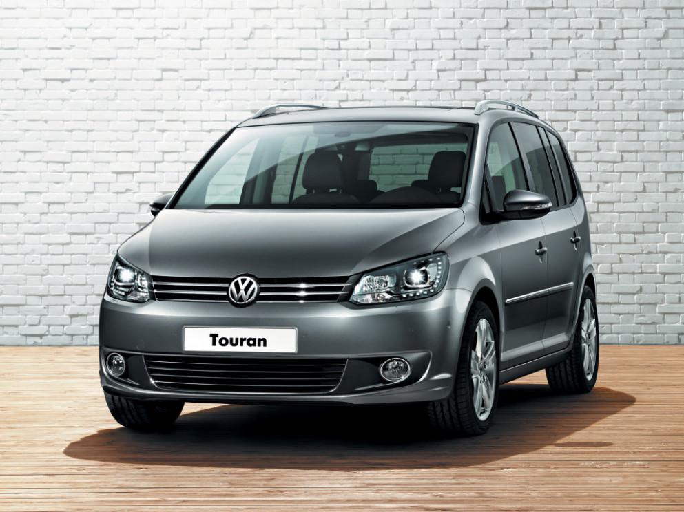 Spesification 2022 VW Touran