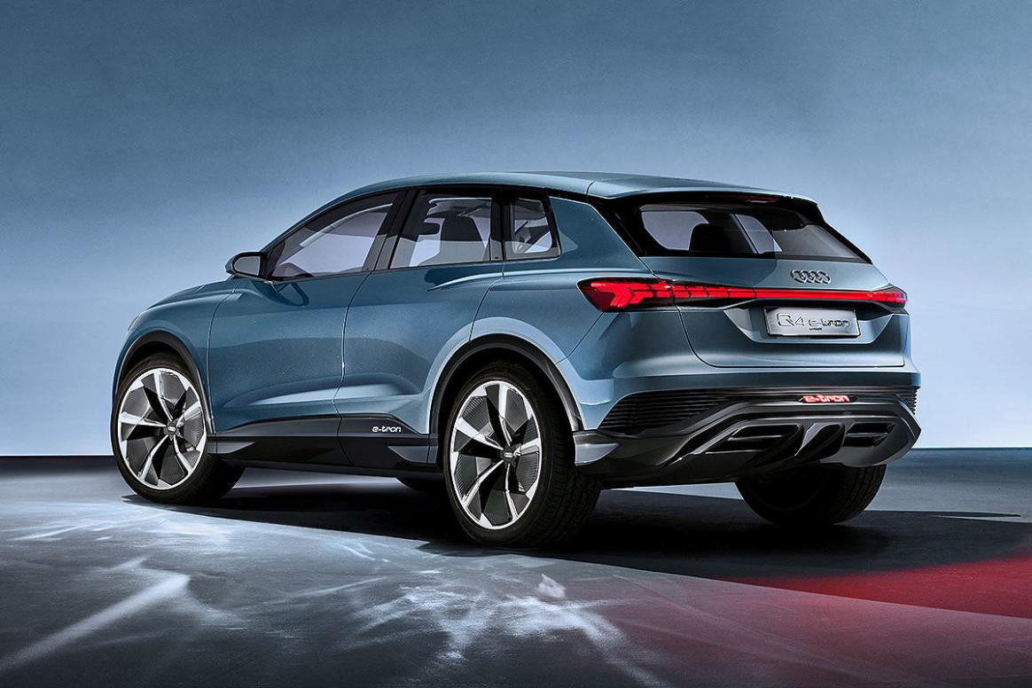 Picture Audi Q4 2022