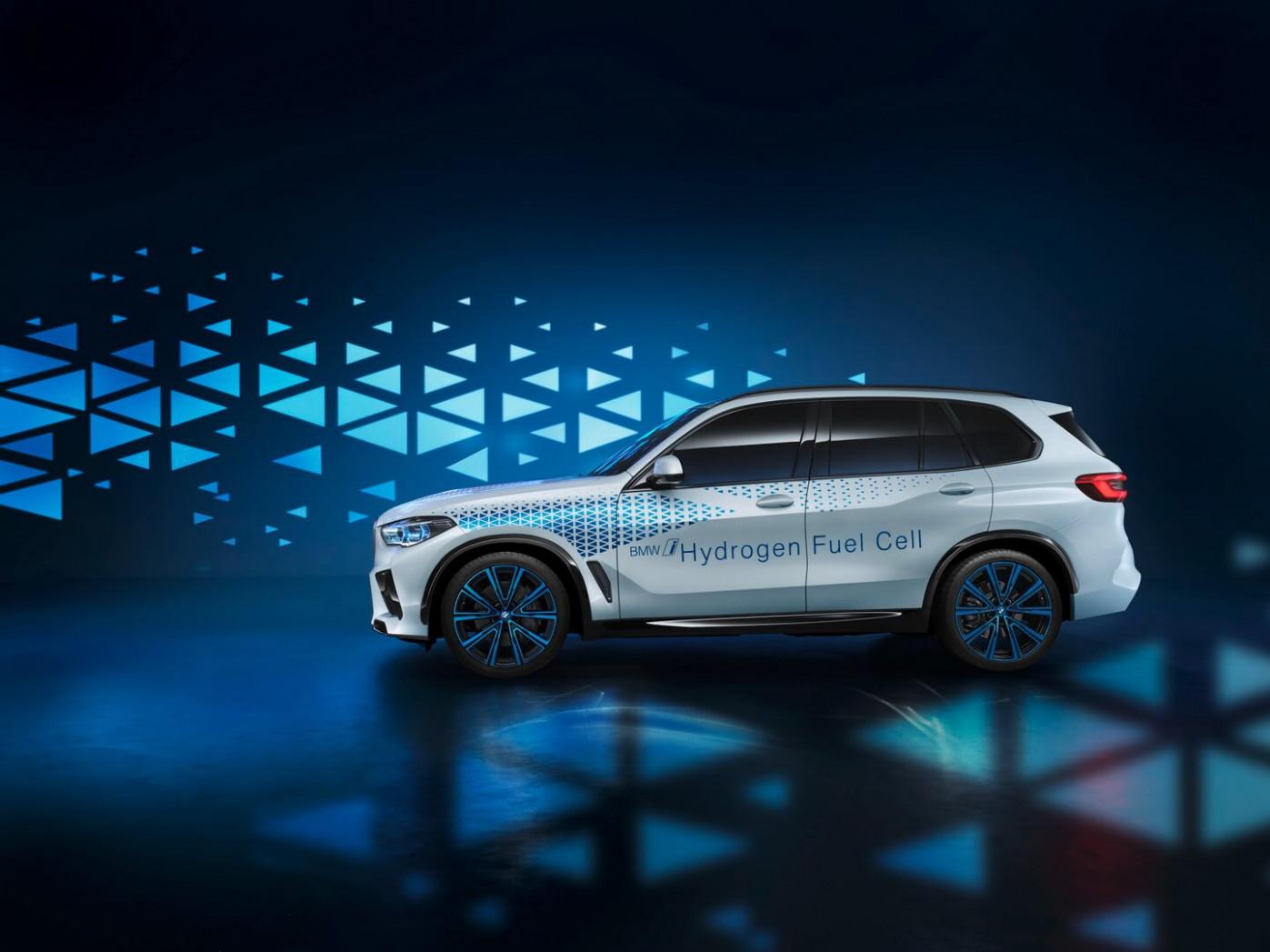 Concept BMW Edrive 2022