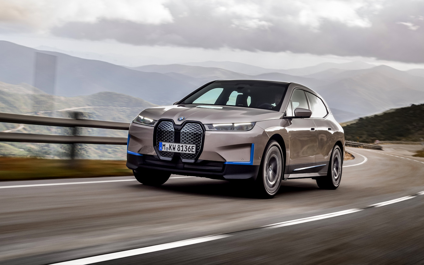 New Concept BMW En 2022