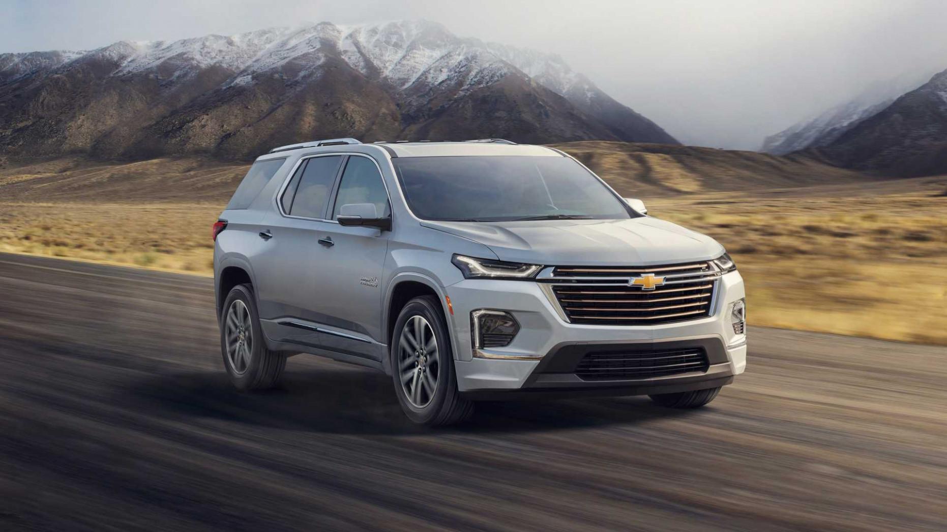 Redesign Chevrolet Traverse 2022