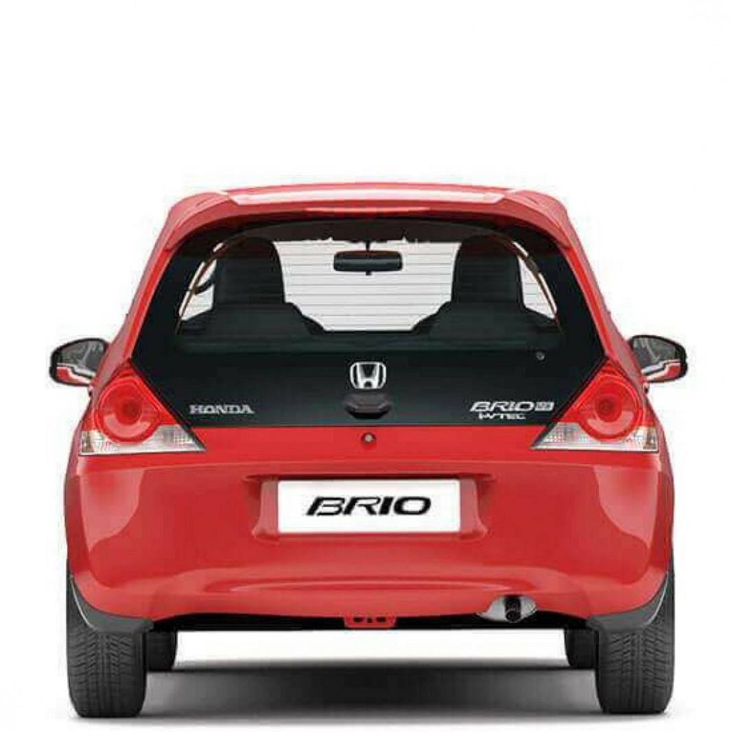 Exterior Honda Brio 2022