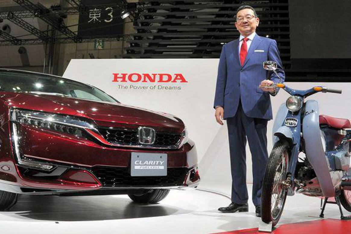 Review and Release date Honda Dream 2022