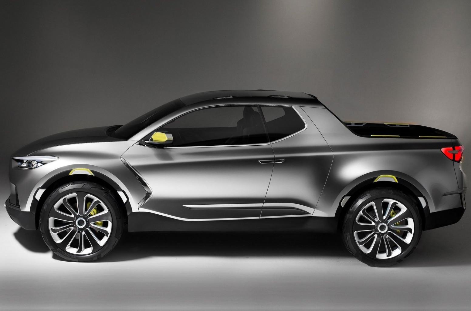 Concept and Review Hyundai Ute 2022