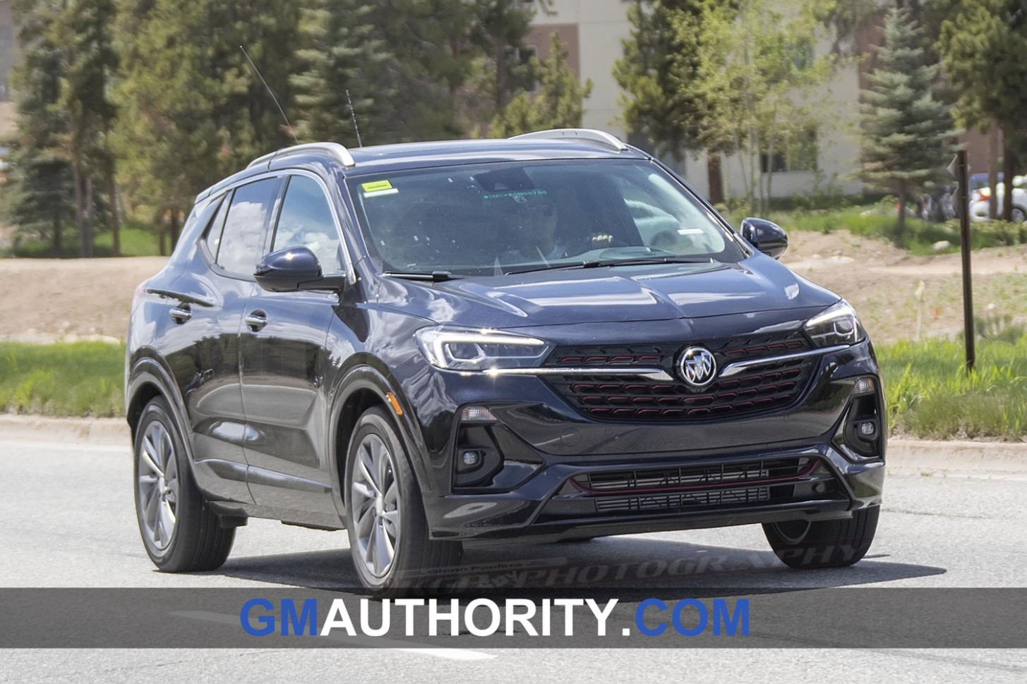 First Drive New Buick Encore 2022