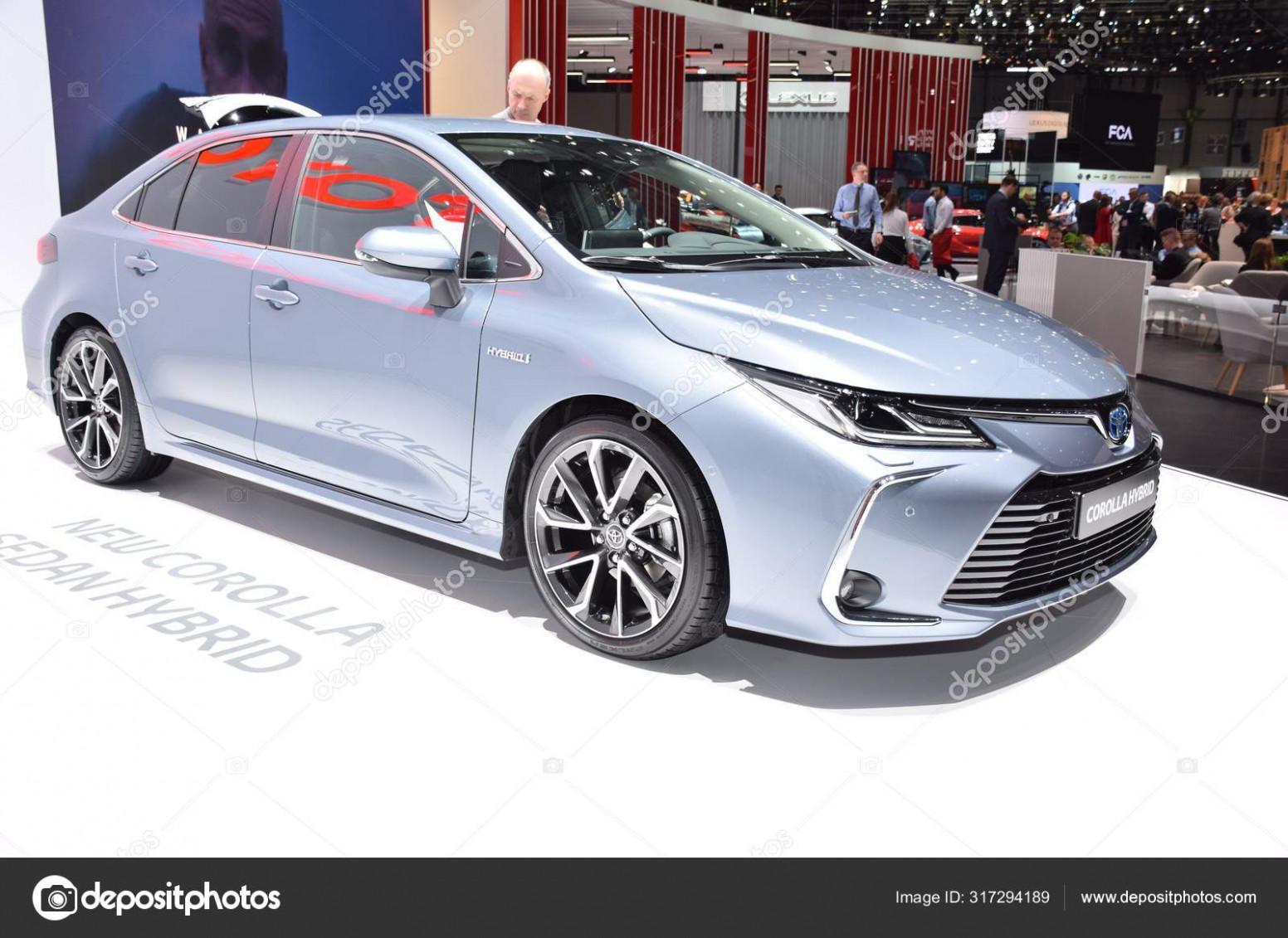 Spy Shoot Toyota Egypt Corolla 2022