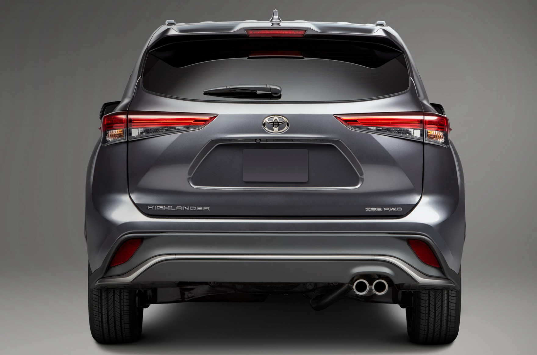 Performance Toyota Highlander 2022