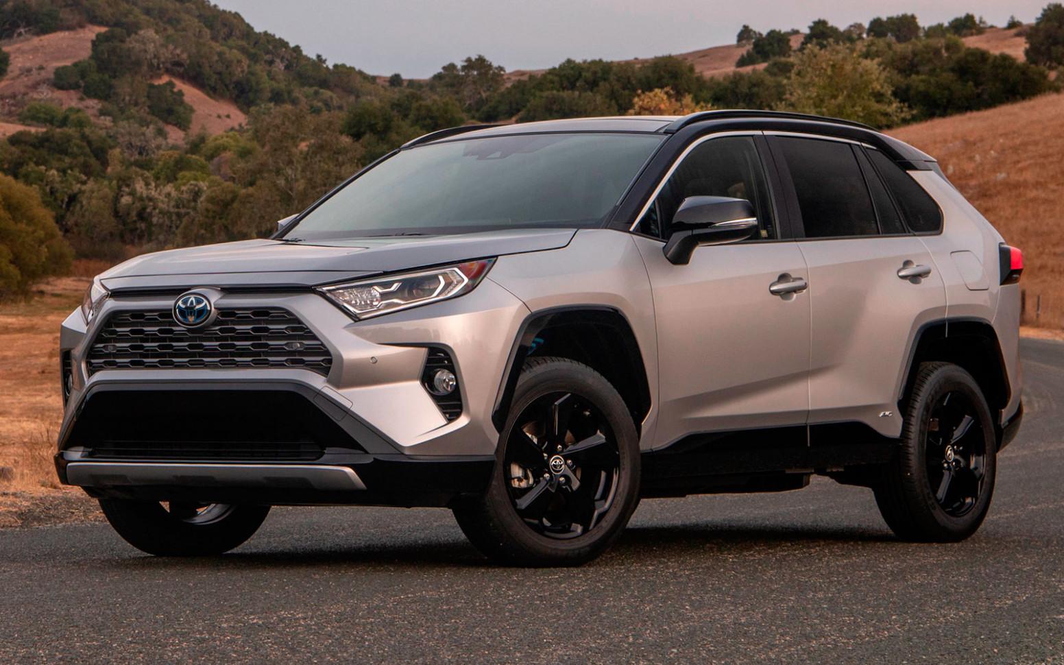 Ratings Toyota Rav4 2022 Review