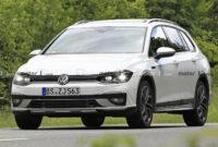 speed test volkswagen golf alltrack 2022