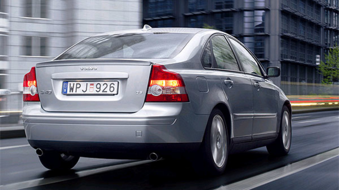 Redesign and Concept Volvo S40 2022