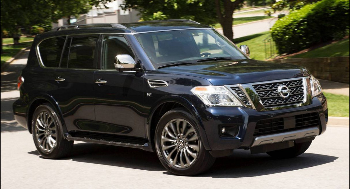 Performance and New Engine When Does The 2022 Nissan Armada Come Out