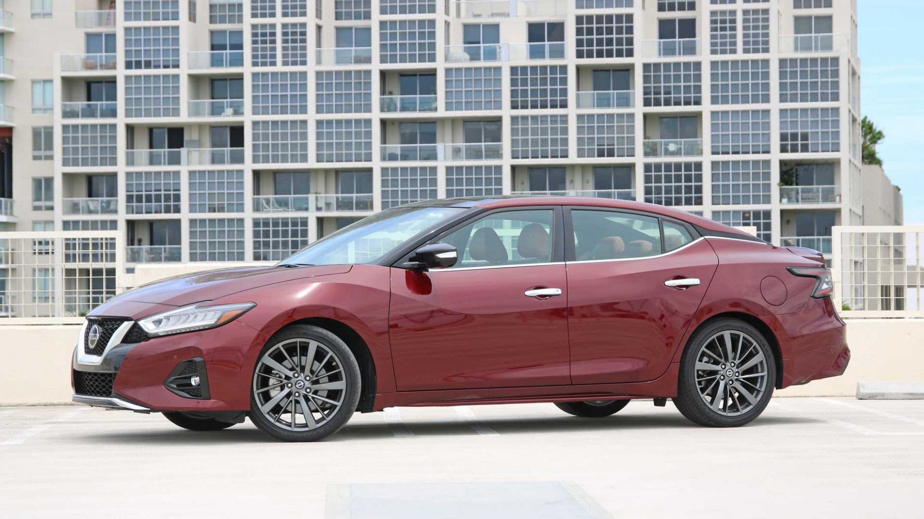 Picture When Does The 2022 Nissan Maxima Come Out